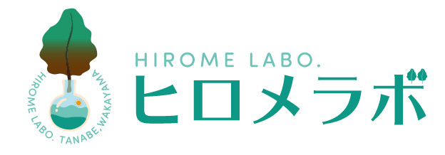 和歌山県田辺湾でヒトハメを研究するヒロメラボ